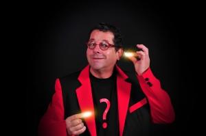 Shorty, magicien à domicile, close up et animation magie